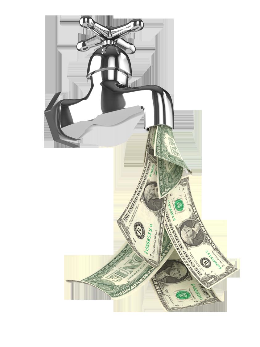 Grifo de dinero