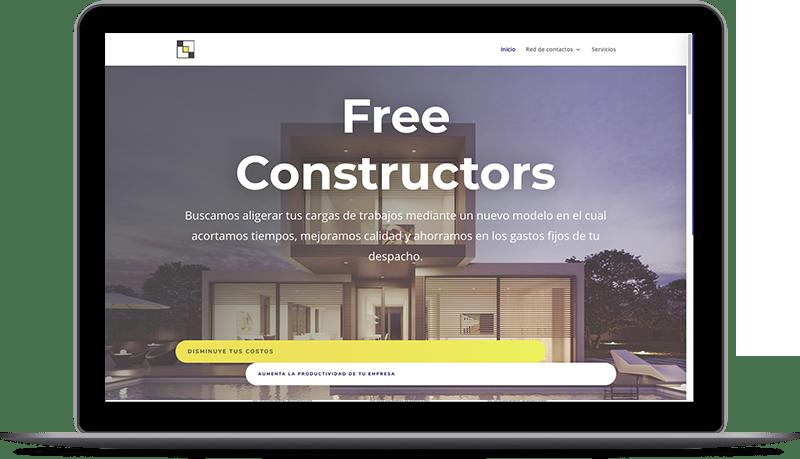 Página web arquitectos